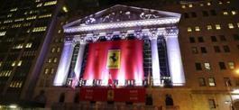 Wall Street si colora di Rosso Ferrari