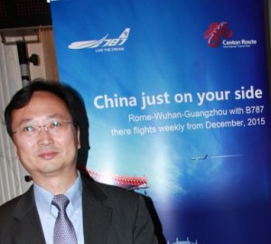 L'Svp di China Southern Airlines, Li Dongliang