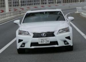 Lexus GS Ibrida