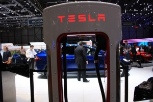 Tesla a Ginevra