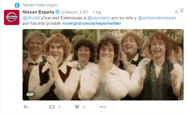 Nissan Espana