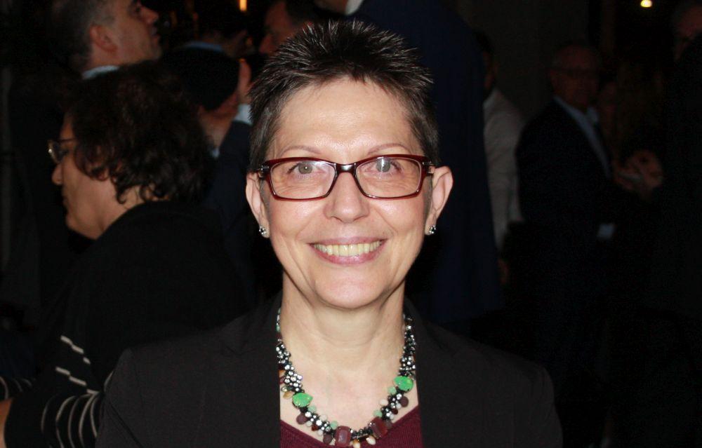 Patrizia Ribaga, direttore commerciale per l'Italia di Delta Air Lines