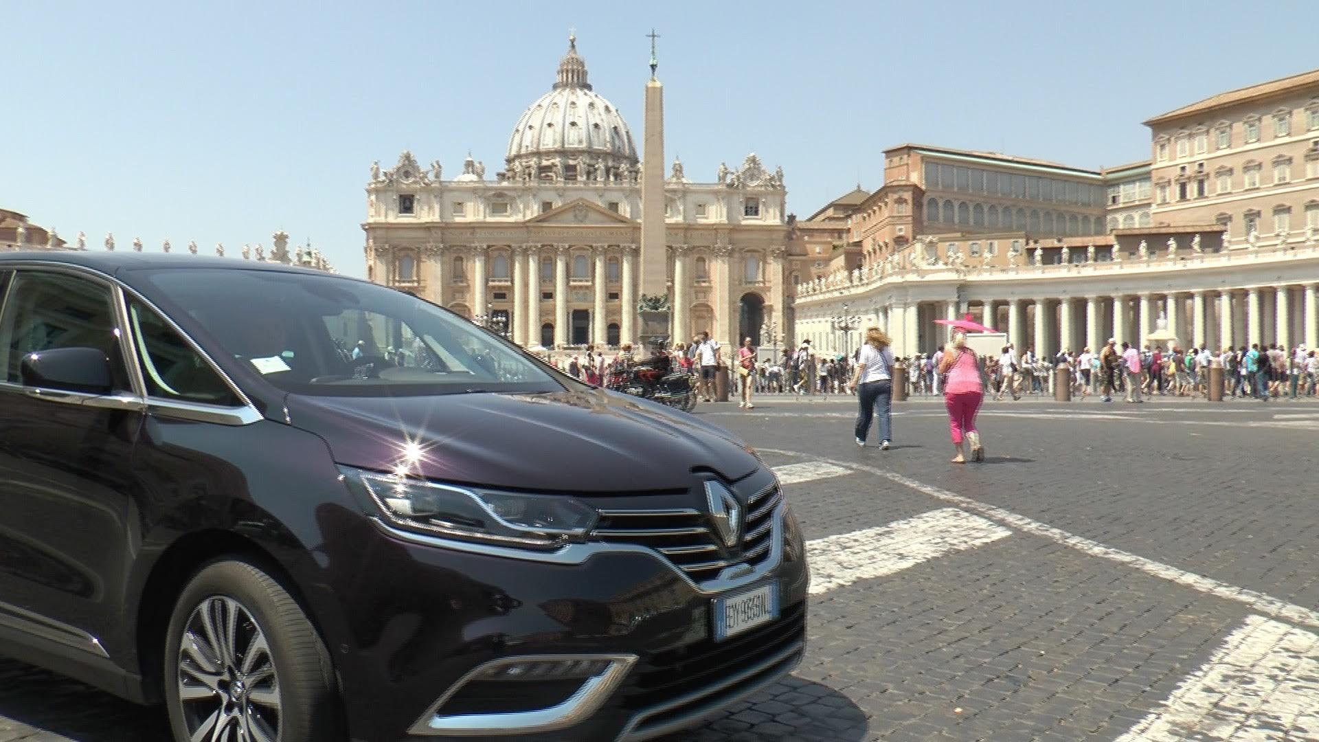 Il Nuovo Espace al Vaticano