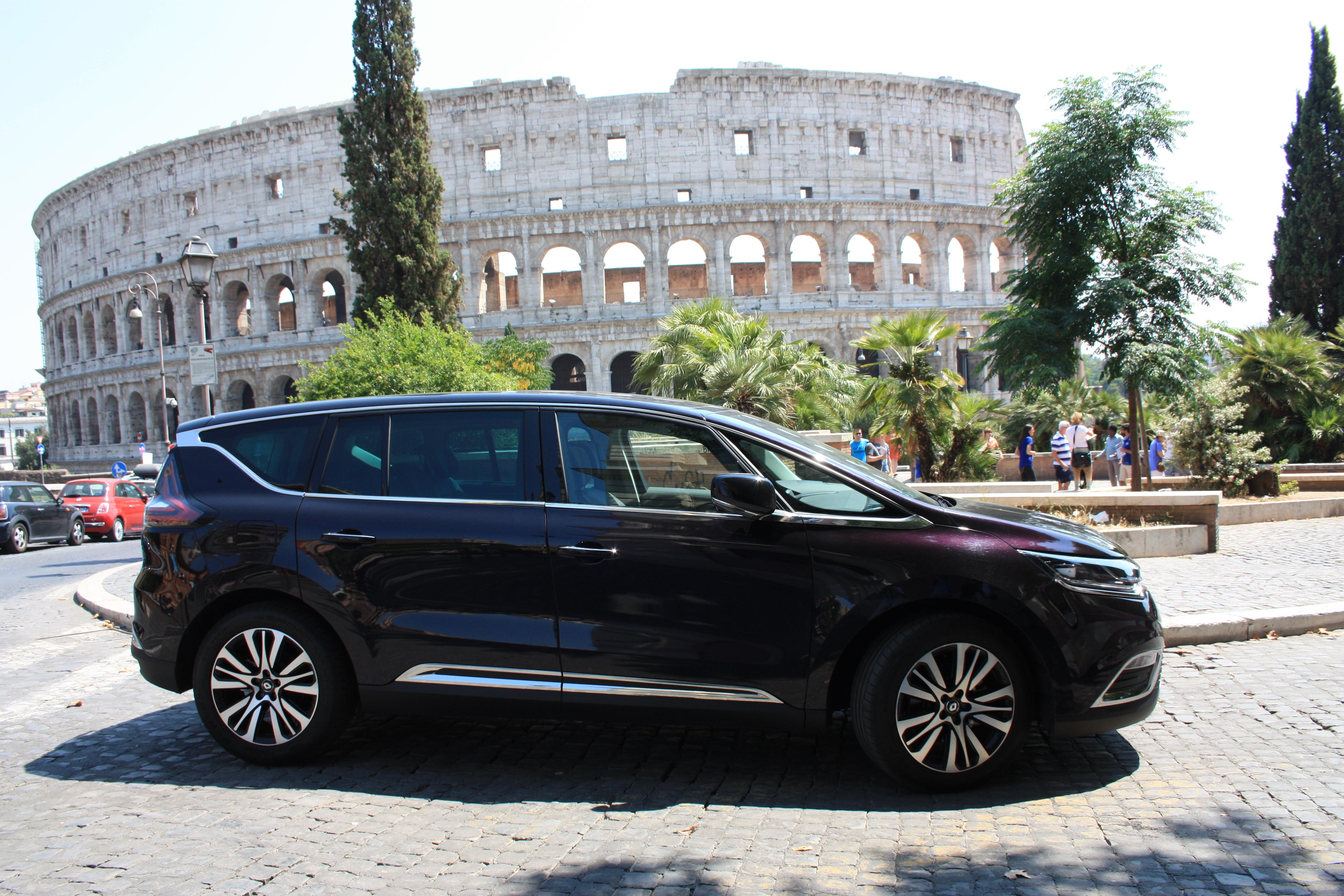 Il Nuovo Espace al Colosseo
