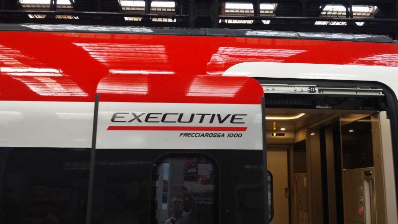 Ingresso della classe Executive