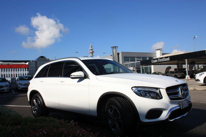 La nuova Mercedes GLC 4Matic