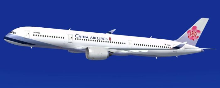 A350 China Airlines