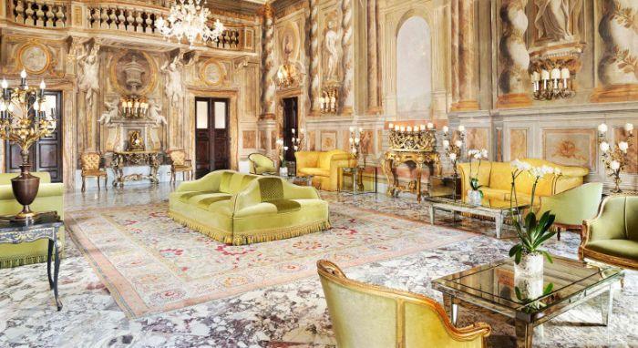 Business travel for Hotel di lusso italia
