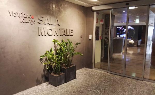 Sala Fumatori Malpensa : Business travel