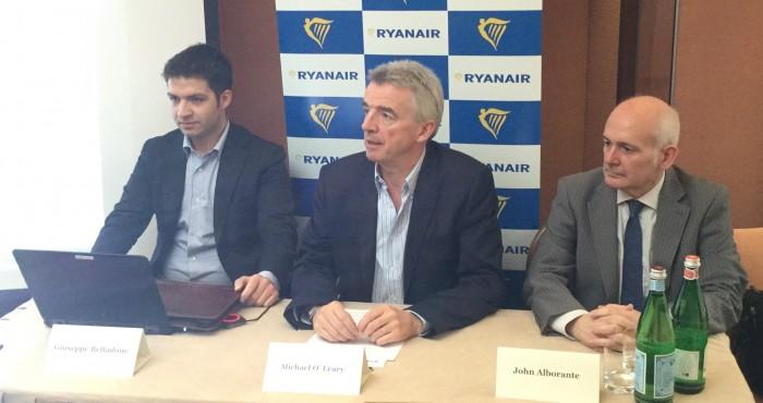 Ryanair al Governo: