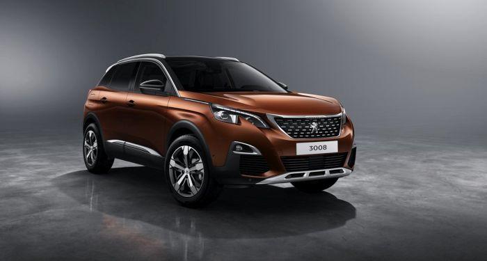 Peugeot 2017 Auto dell'anno 2017