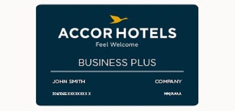 AccorHotels Business Plus