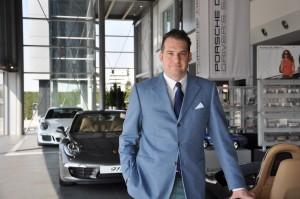 Giuseppe Marchiori - Porsche Italia