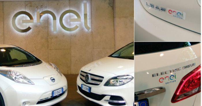 Enel, colonnine elettriche su autostrade entro 2017