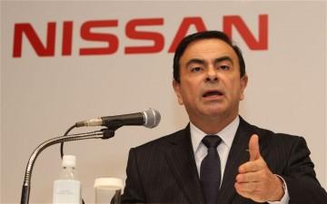 Carlos Ghosn di Nissan