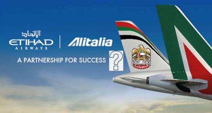 Alitalia, piano industriale ancora in fase di stallo
