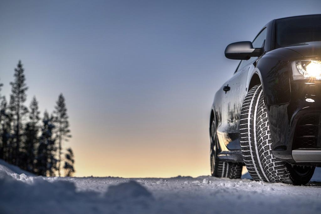 Europcar Amplia La Flotta Di Auto Dotate Di Pneumatici Invernali