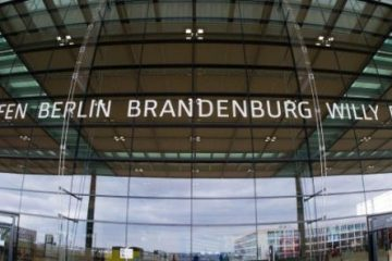 Brandenburg-Willy Brandt Berlin Airport