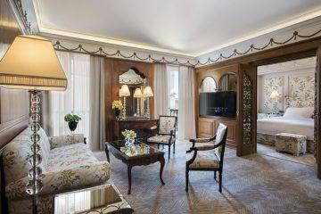 Executive Suite Hassler Roma