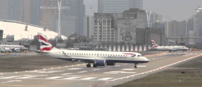 British Airways triplica su Linate