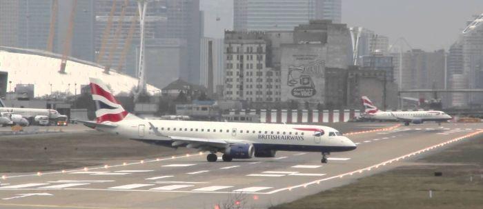 British Airways triplica su Linate