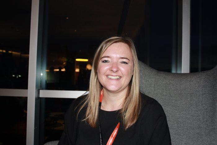 Sophie Dekkers, Country Director Uk di easyJet