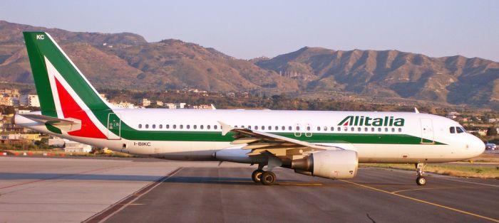 Alitalia abbandona Reggio Calabria