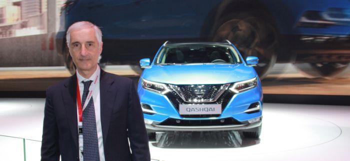 Bruno Mattucci, Nissan Italia