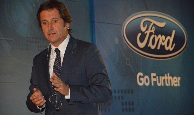Fabrizio Faltoni Ford Italia