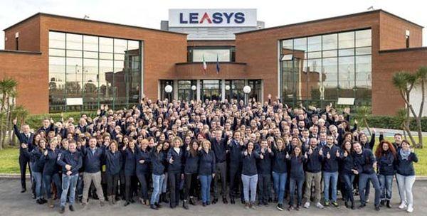 Anno record per Leasys