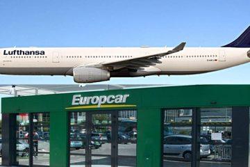 Europcar si accorda con Lufthansa
