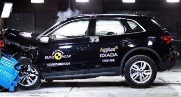 5 stelle Euro NCAP