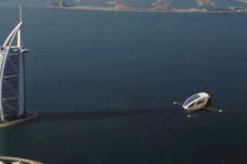 A Dubai i Taxi volano