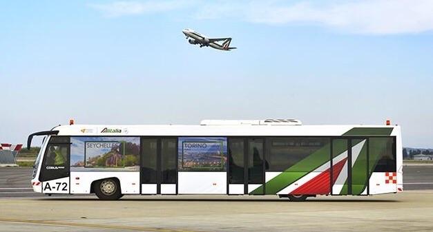 Alitalia riapre Reggio Calabria