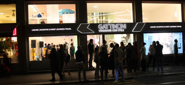 Hub Gattinoni by Night