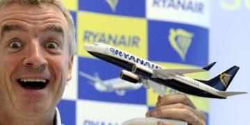 O'Leary Ryanair