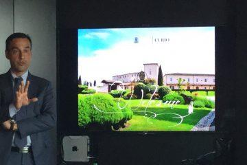 Antonio Ruano, GM de la Bagnaia Golf & resort Siena di Curio by Hilton,