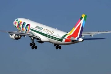 Ciao Alitalia