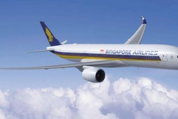 all business con Singapore Airlines?