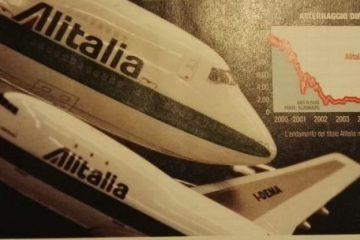 il mercato di Alitalia