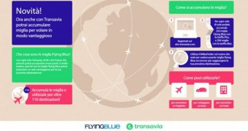 Transavia entra in Flying Blue