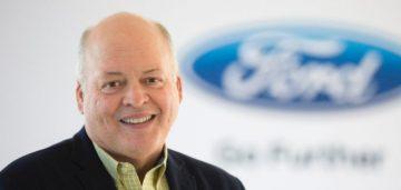 cambio ai vertici Ford