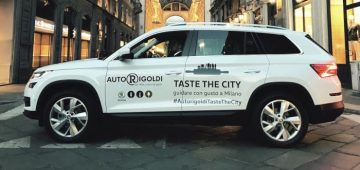 Taste the city. AutoRigoldi