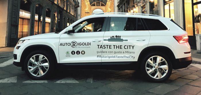 Taste the city. AutoRigoldi