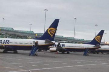 I voli in connessione di Ryanair
