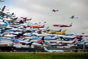 Aeroporti in crescita