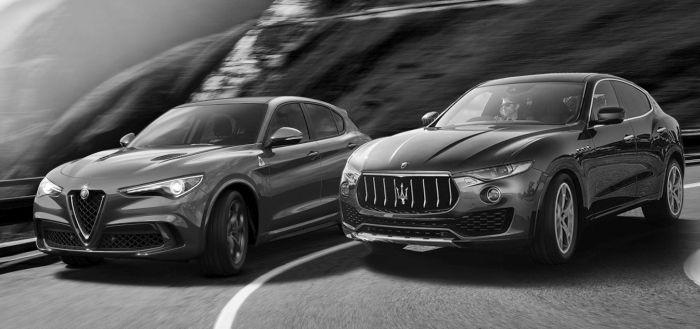 Alfa e Maserati