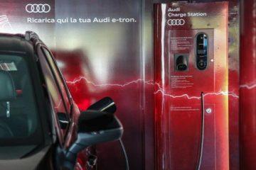 Audi in Costa Smeralda