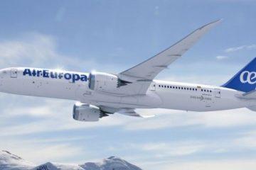 Air Europa vola su Boston