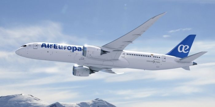 Air Europa vola su Boston